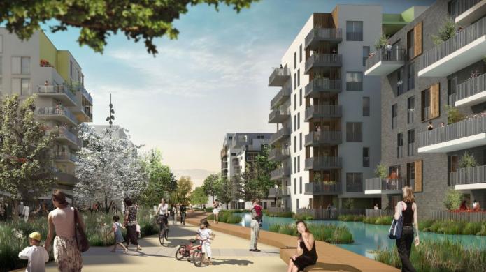 Visuel du projet Ginko sur le site de Bordeaux 2030
