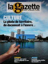 Couverture de la Gazette des Communes septembre 2012