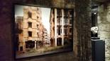 Vue de l'exposition Beyrouth 1991 de Gabriele Basilico à l'Abbaye de Jumièges, 2015 (c) R. Bertho