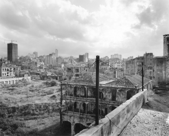 Gabriele Basilico, Beyrouth, 1991