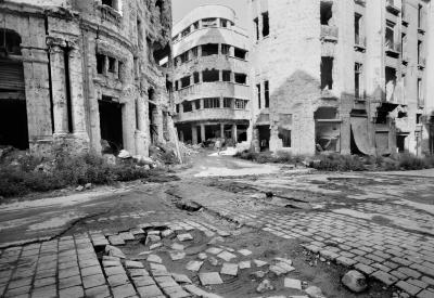 Raymond Depardon, Beyrouth, 1991